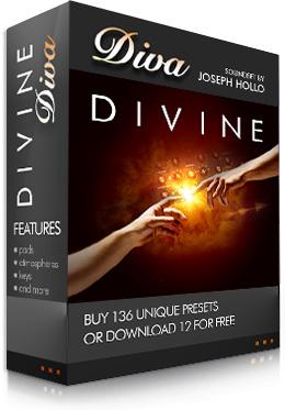 Divine for Diva - Arte Nuovo